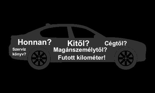 használt autó vásárlás tippek